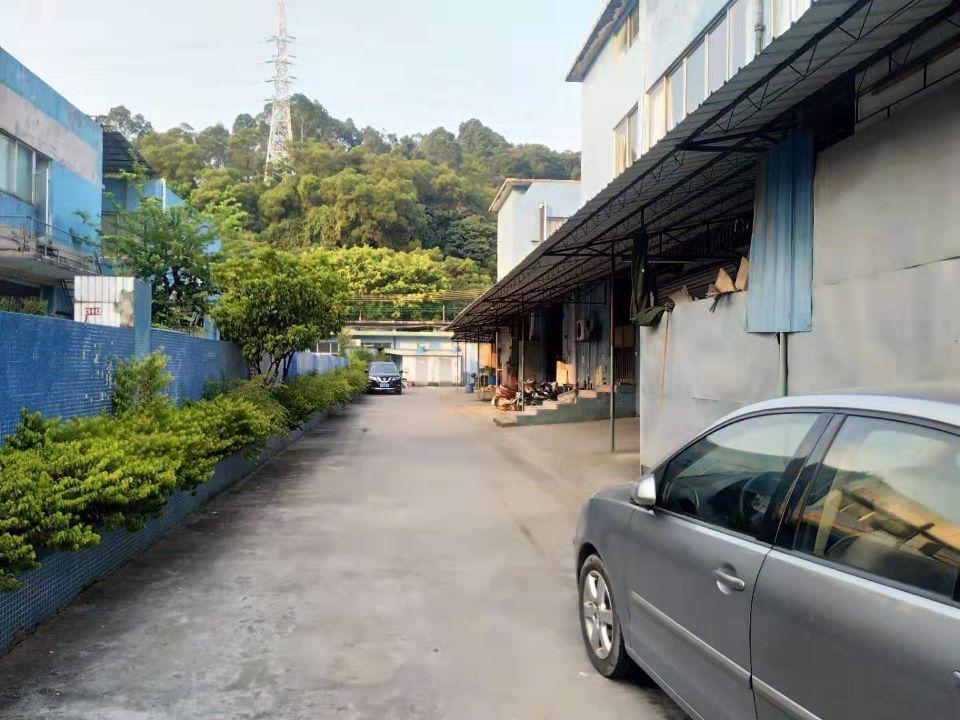 广州南站附近一楼1000平方标准厂房仓库
