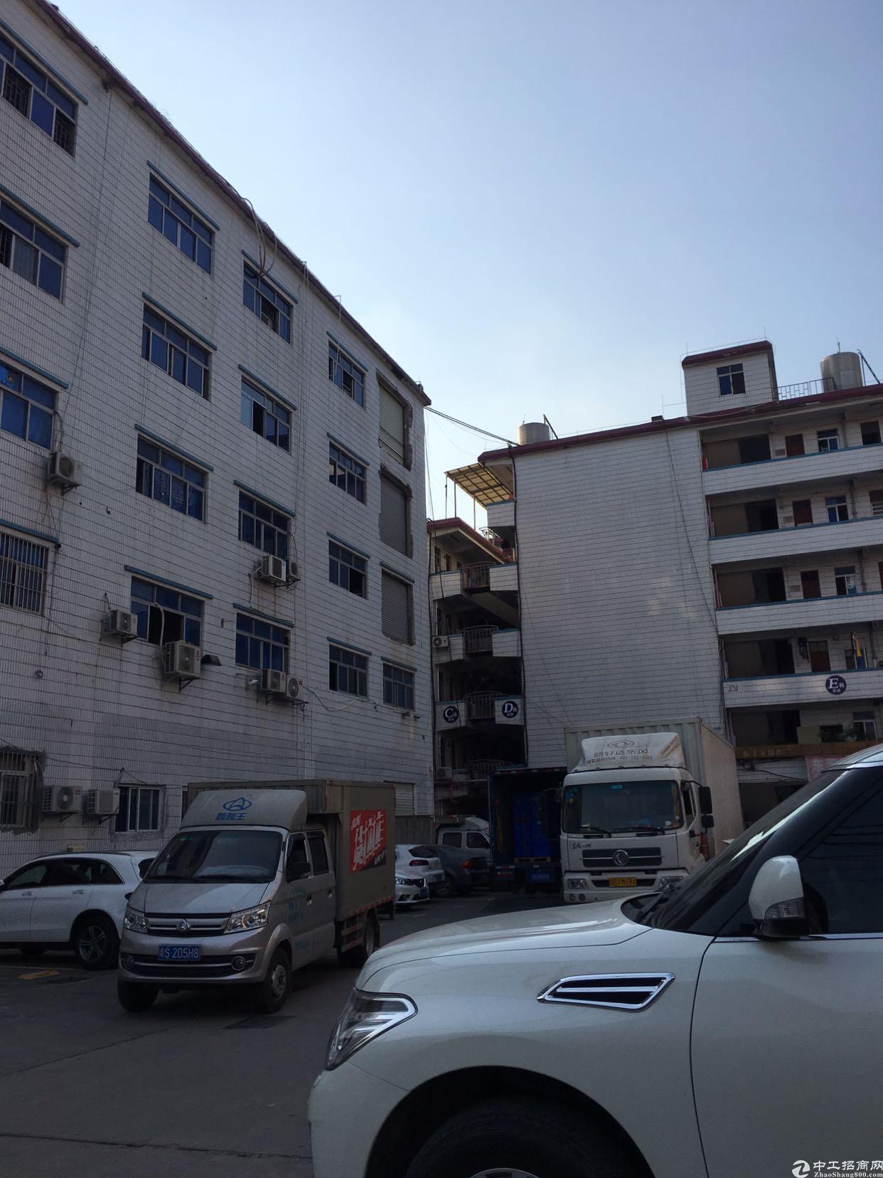 塘厦独门独院,配有宿舍,交通方便,30000平方。