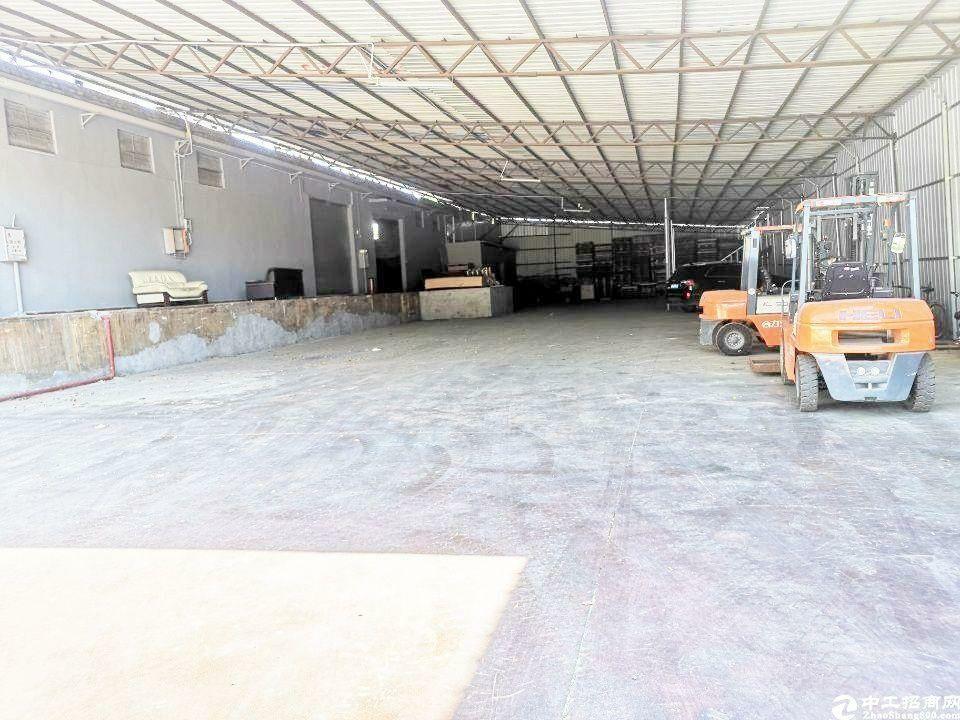 广州天河珠吉独院仓库现成办公室300平出租可生产,空地超大