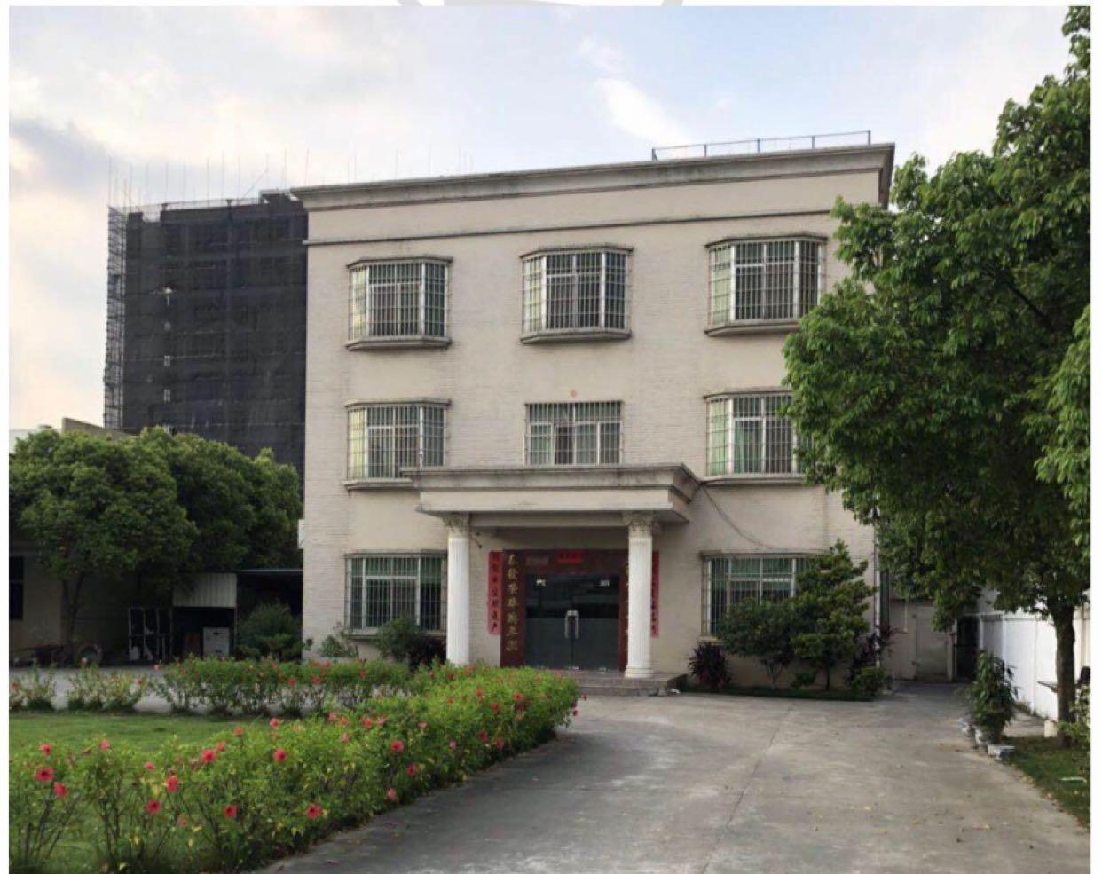 博罗龙溪镇出售占地3800m²单层不动产权证厂房