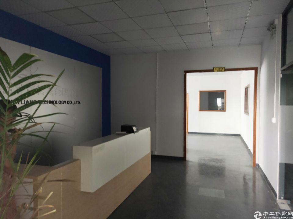 公明马山头第三工业区新出标准厂房1600平出租