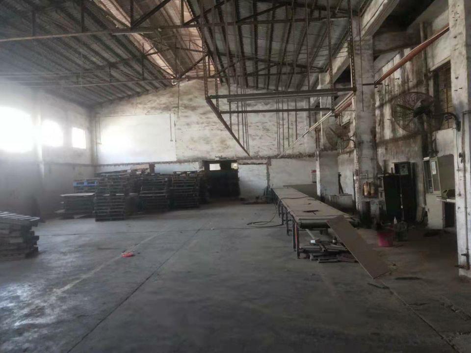 独门独院单一层7米厂房招租