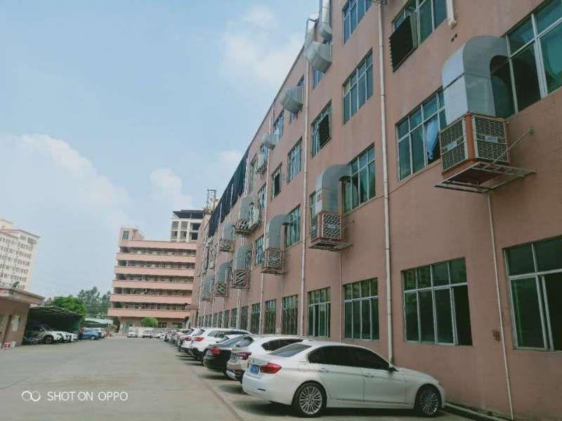 虎门镇路东工业区厂房:1500平方