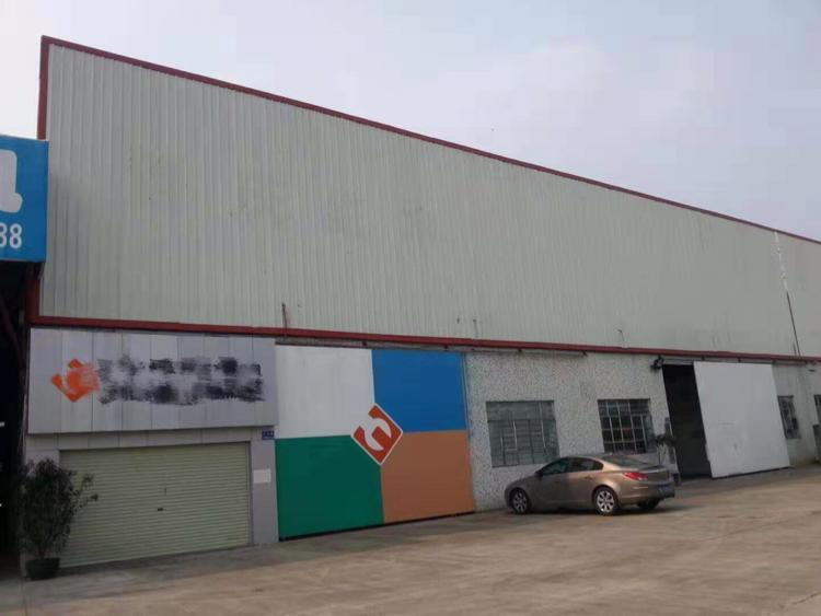 中高12米,带5吨航车,番禺沙湾镇1000方简易厂房出租