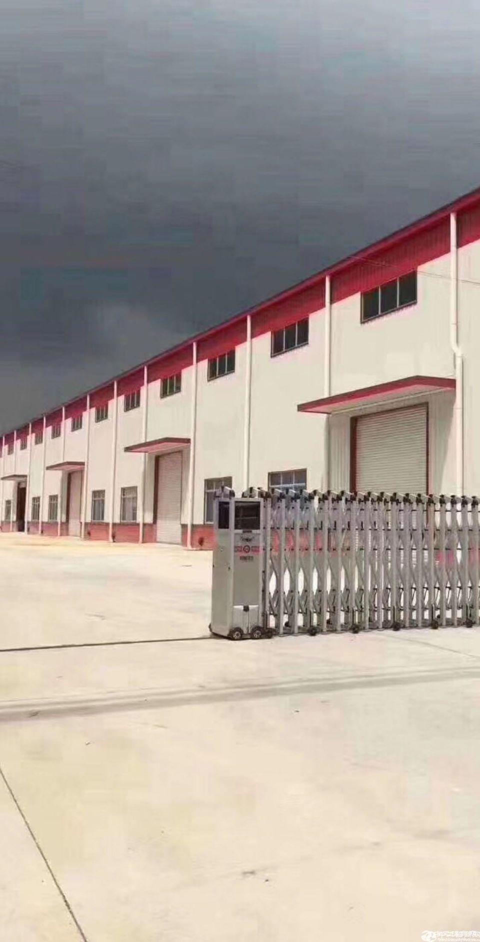 长安镇霄边新出单一层钢构厂房1080平方厂房招租