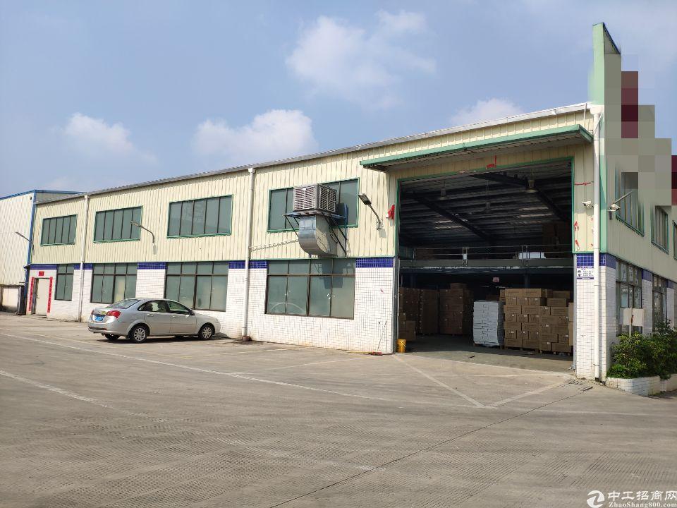 镇隆镇占地14000㎡建筑10000厂房出售