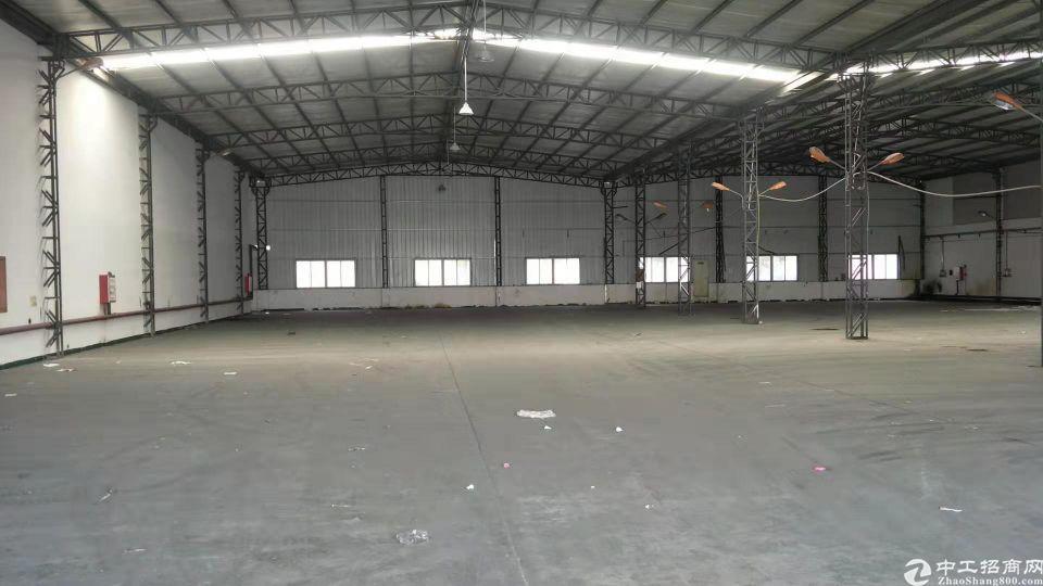 长安镇上沙单一层钢结构厂房招租