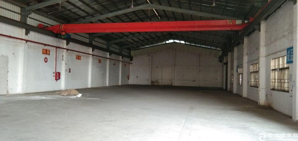 大朗象山工业城独院分租钢构1500平