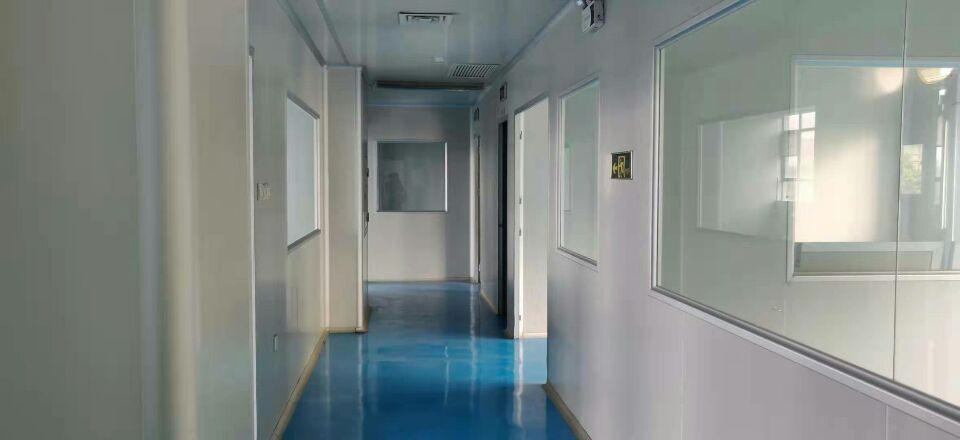 黄埔科学城工业园楼上800平方带装修-图2