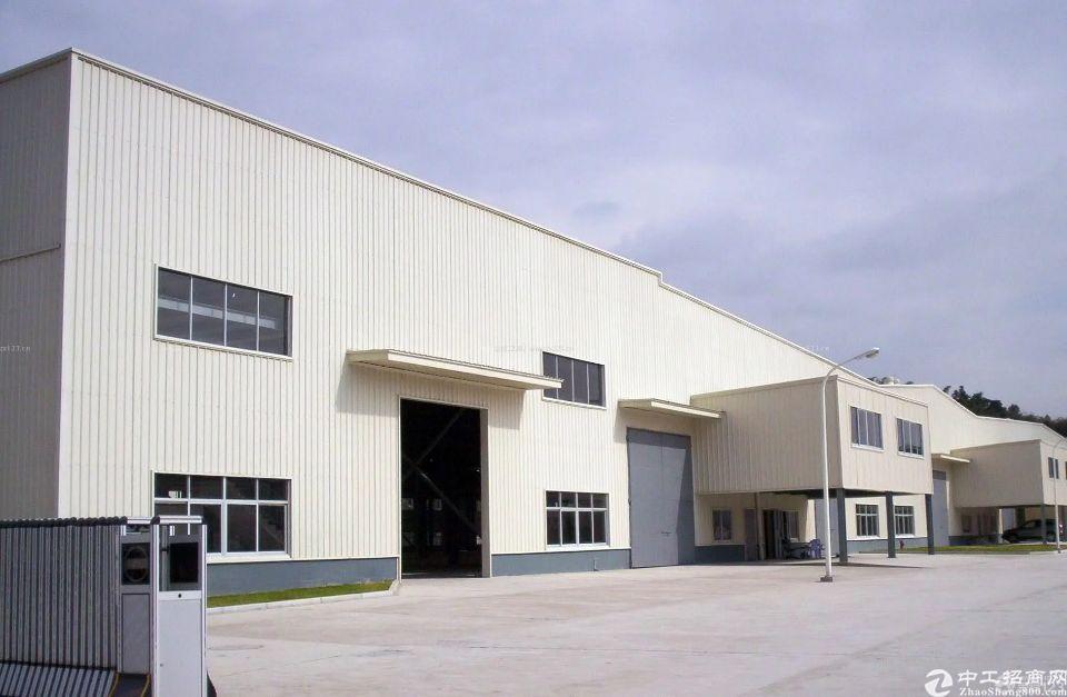 从化太平钢结构厂房,分租2000方