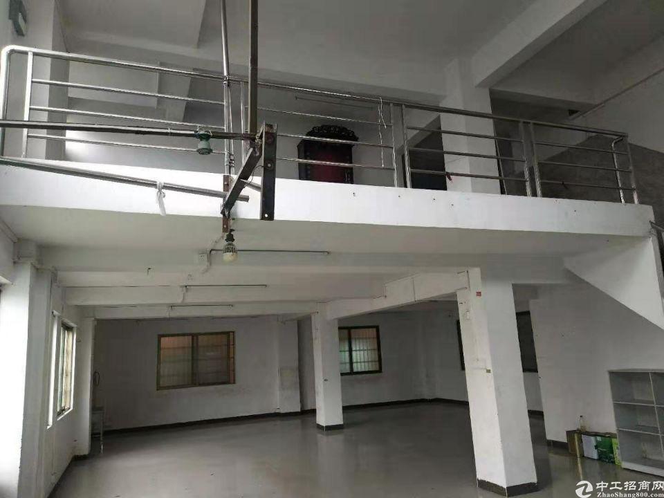 番禺区石基镇标准一楼250方仓库+办公