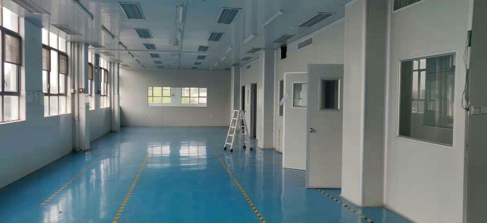 黄埔科学城工业园楼上800平方带装修-图4