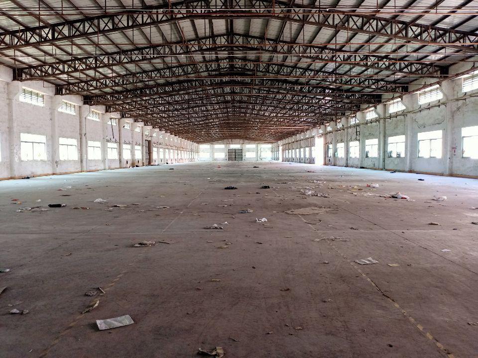 洪梅镇单一层厂房6400平带纸类行业环评天然气管道