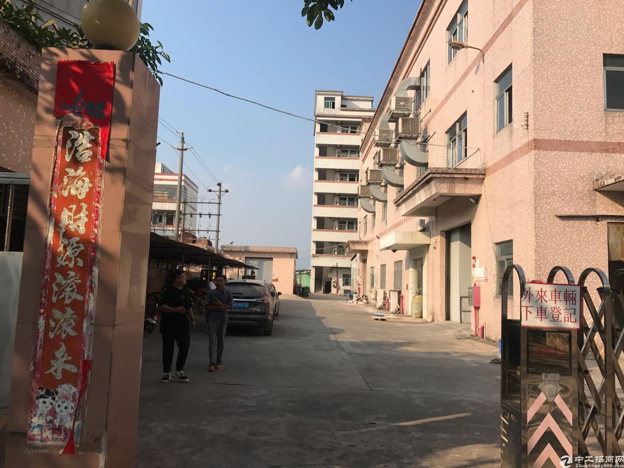 塘厦石鼓二楼标准厂房1450平方米出租