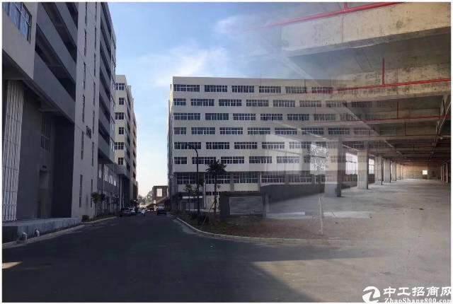深圳观澜建筑30047平国有证厂房出售.交通便利周边配套齐全