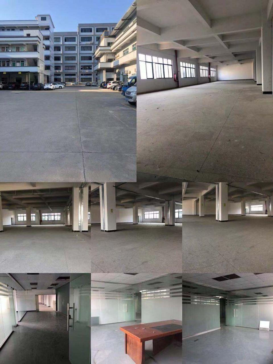 塘厦林村1350平方精装修厂房出租
