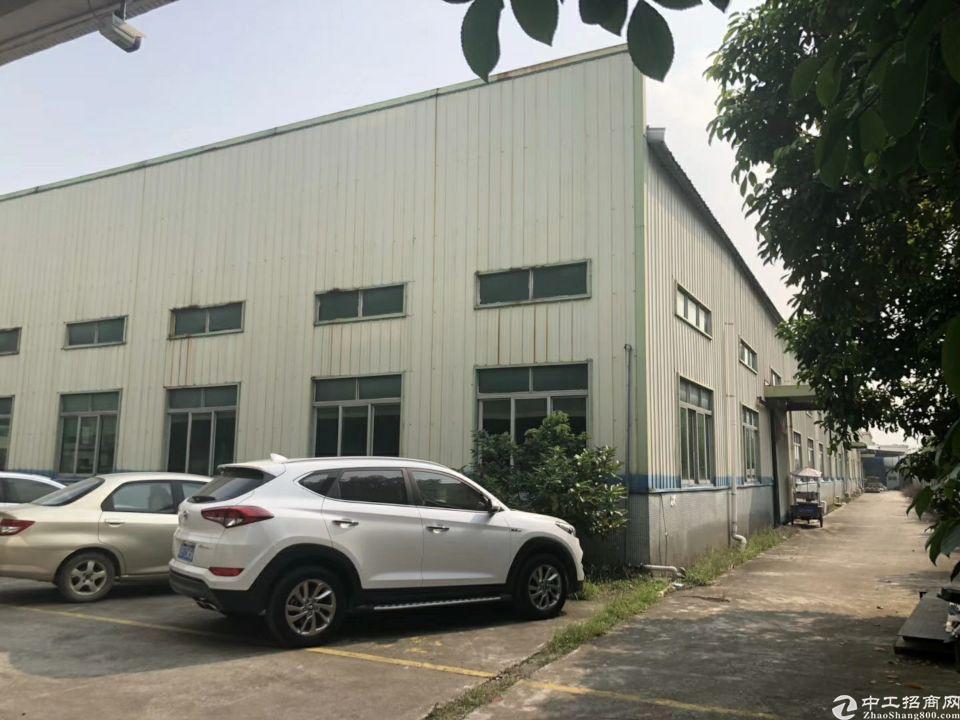 洪梅独门独院厂房6700平方原房东实际面积出租