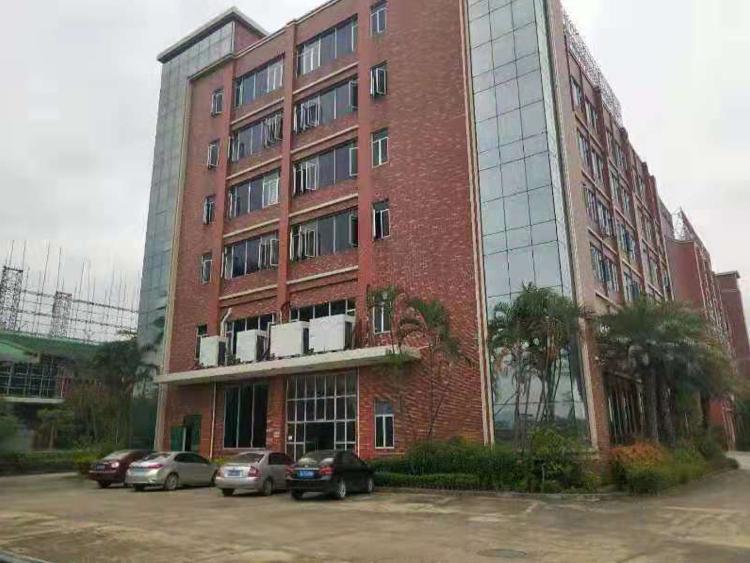 独院标准厂房出租总面积6375平方厂房三层:4125平方
