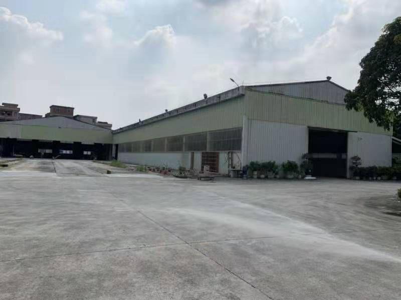 白云区嘉禾街道106国道边新出1628平仓库招租可做生产
