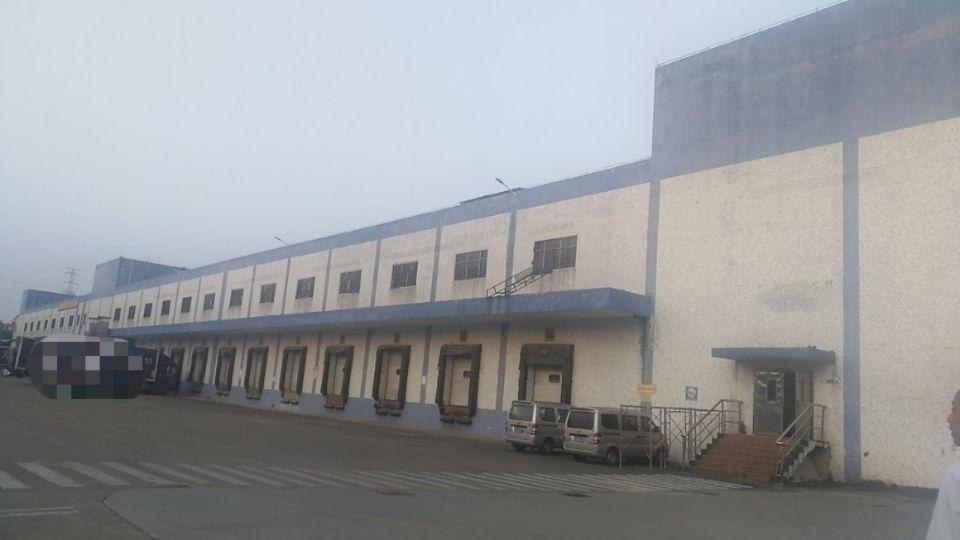 番禺区市莲路边25000方带消防喷淋,卸货平台仓库招租