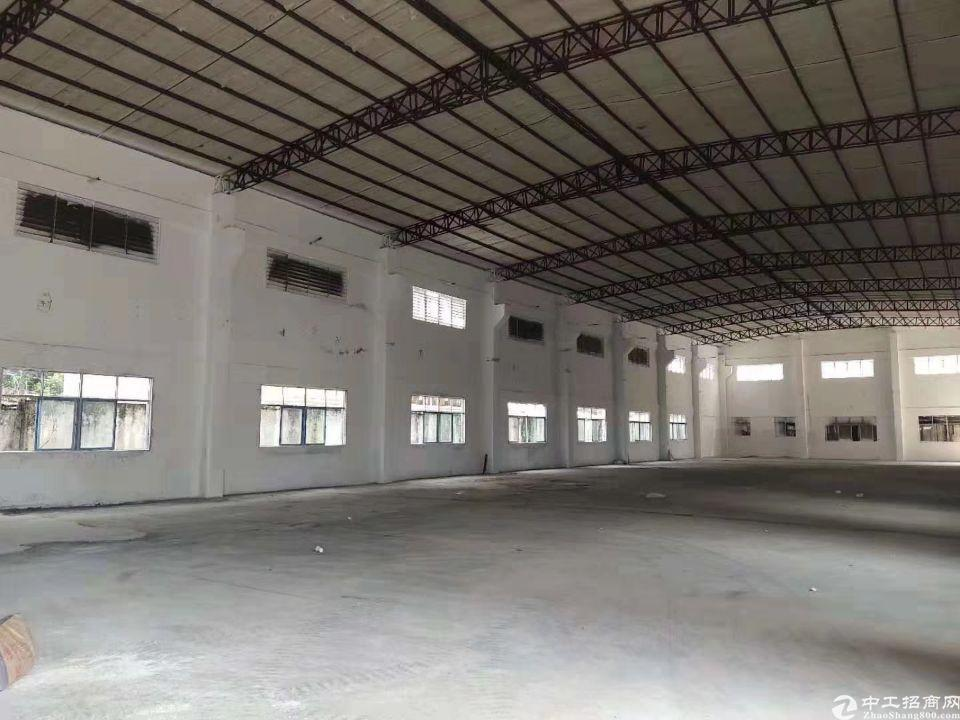 单一层厂房出租车间面积1300平米可办环评