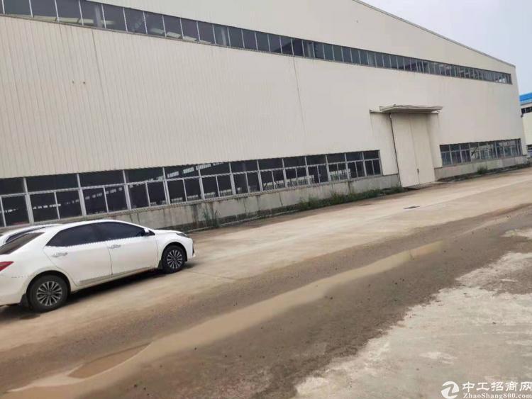 钢结构厂房单一层12米高17800平方