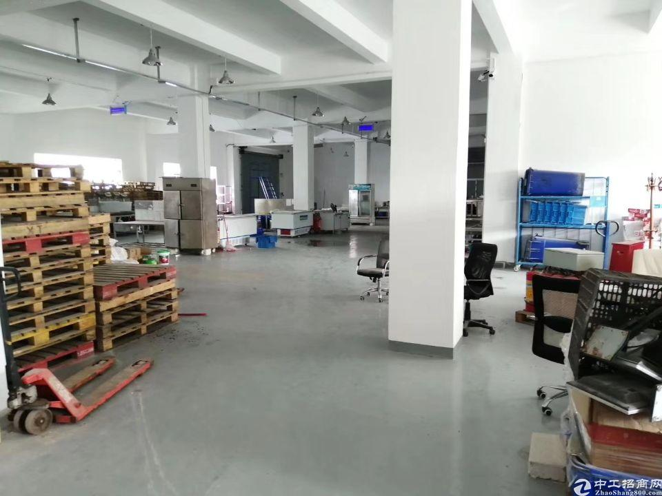 平湖原房东标准厂房出租