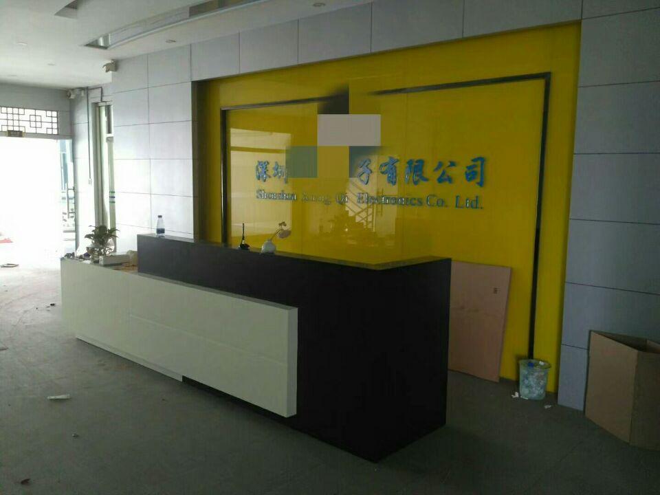 龙华大型园区厂房整层3980平厂房,精装带隔间,办公+仓库