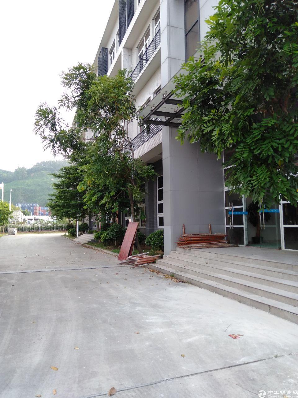 广州黄埔文冲街道新出可做化妆品厂房6800平可分租