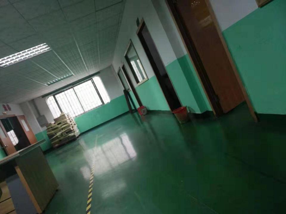 石碣镇桔洲村实际面积1500方现成装修办公室