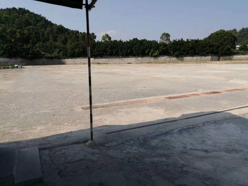 番禺石楼工业用地5.2万㎡招租可水泥硬化