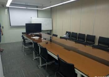 龙华超甲级写字楼面积500平家私齐全豪华装修免费送,价格低图片2