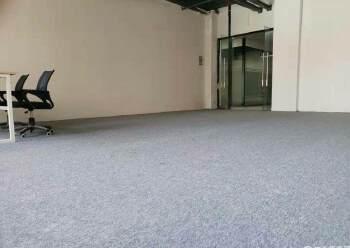 石岩边上精装送地毯家具写字楼出租图片3