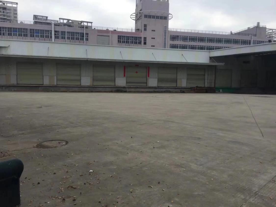 观澜新出物流仓库1400平带卸货平台招租