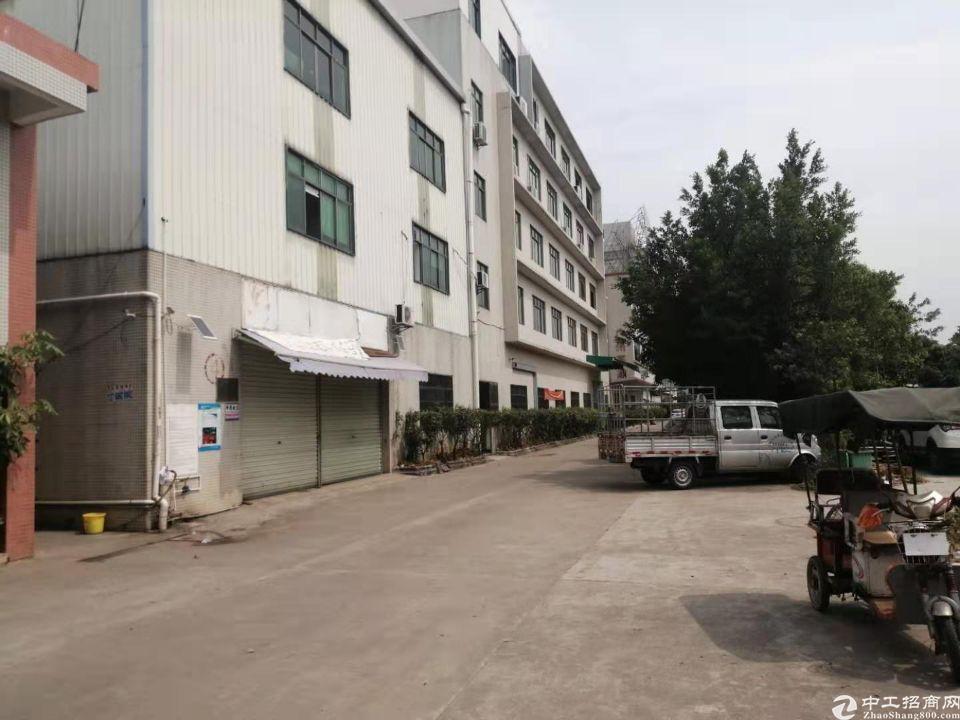 番禺大石新出厂房楼上442平米招租