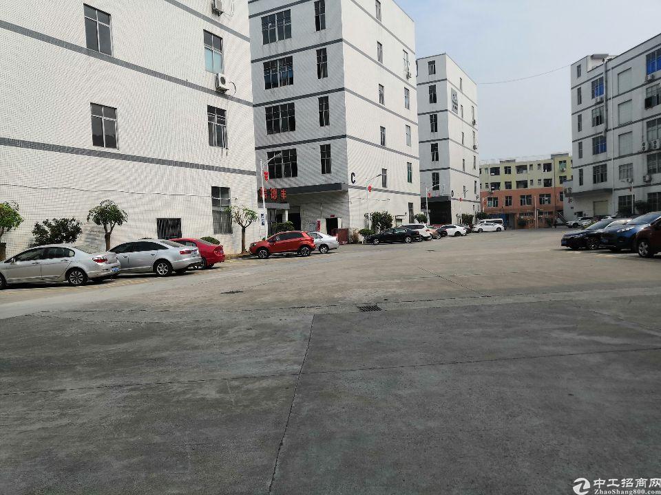 光明南光高速出口独栋厂房仓库6000平米招租