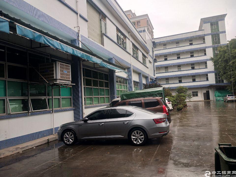 塘厦林村鲤牙工业区一楼6米高2200平方米出租