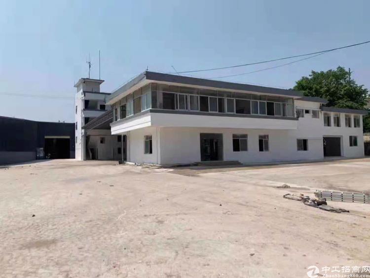广州从化区太平镇地铁口附近新出原房东7500平厂房出租