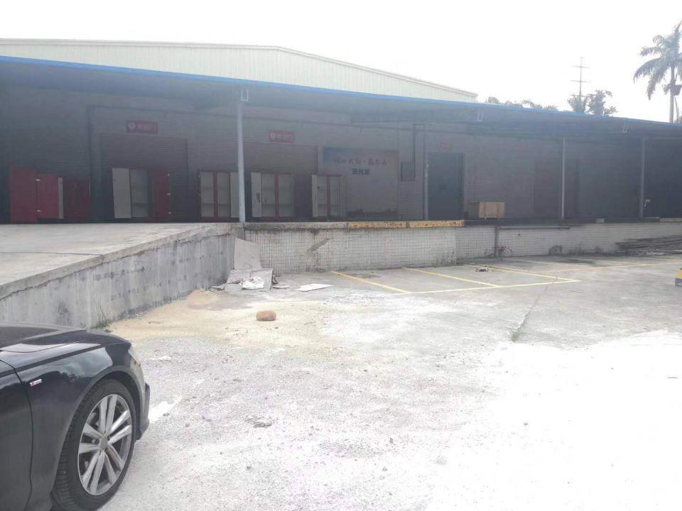 黄埔穗东街道新出一楼仓库2580平方