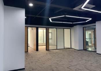 福永同泰时代广场105平方写字楼精装修有空调图片3
