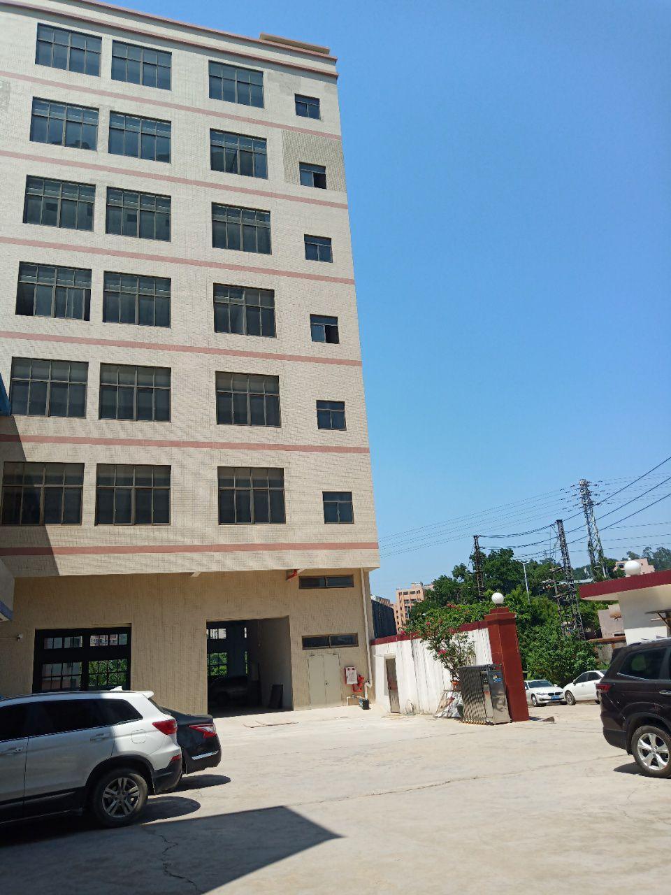 长安镇新安社区新出独院全新标准厂房