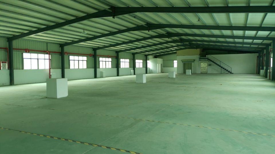 塘厦林村无公摊钢构三楼1100平,带隔热,现成办公室
