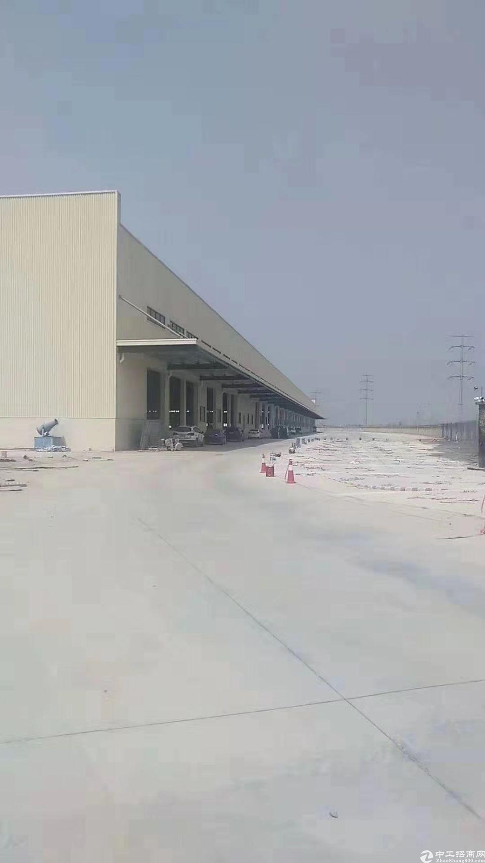 广州番禺21万平物流仓库厂房10000平方起分租