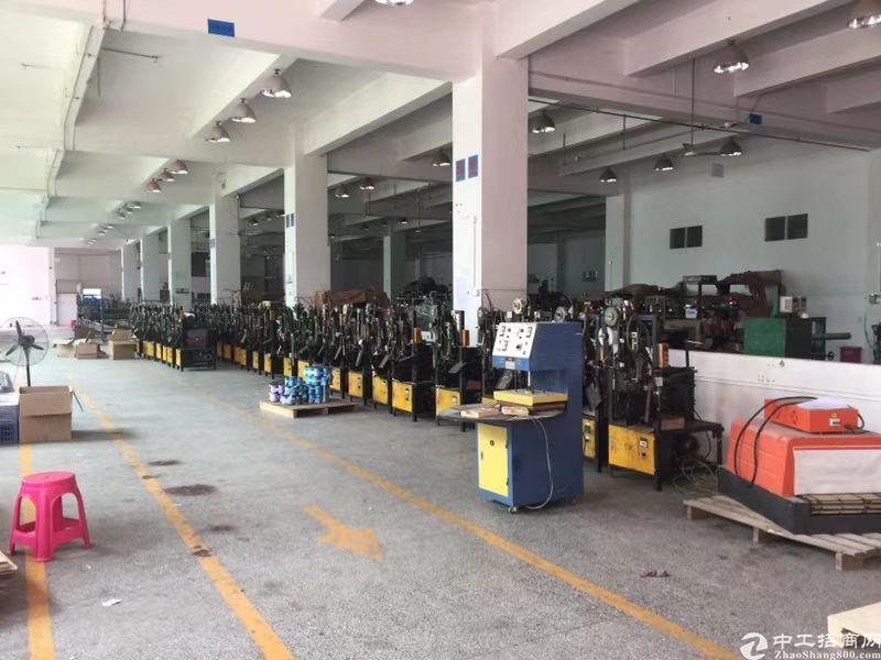 惠阳镇隆原房东出租独栋标准厂房8000平方-图5