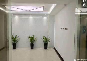 光明精装修办公室出租带红本大小面积可分租图片2