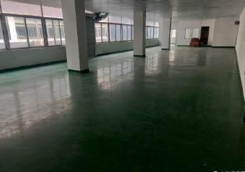 福永白石厦独门独院楼上400平米实际面积精装修厂房出租图片4