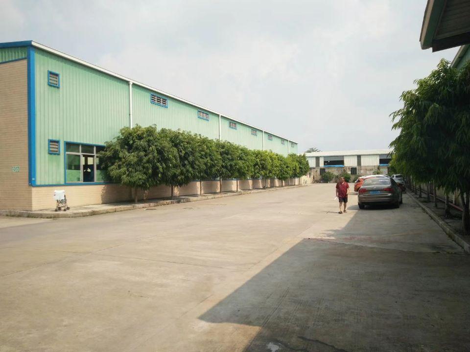 (原房东独院出租)单一层厂房滴水8米,带喷消防喷淋,可分栋租