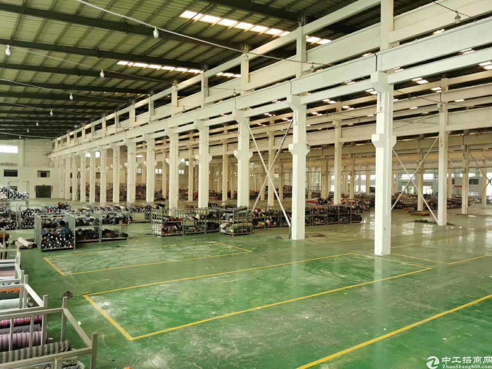 新出独门独院单一层钢构厂房面积:9000平方滴水9米