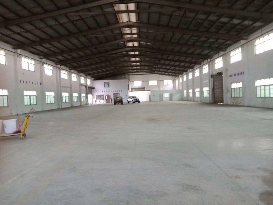 工业园区空出单一层厂房出租车间面积3200平米
