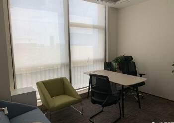 出租龙岗中心城350平豪华装修带家私办公室图片2